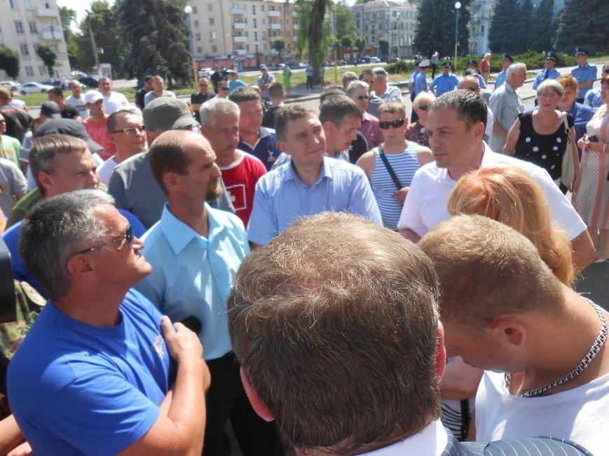 Как в Днепродзержинске проводили «велолюстрацию»: справедливая отставка или грамотный пиар? (фото) - фото 7