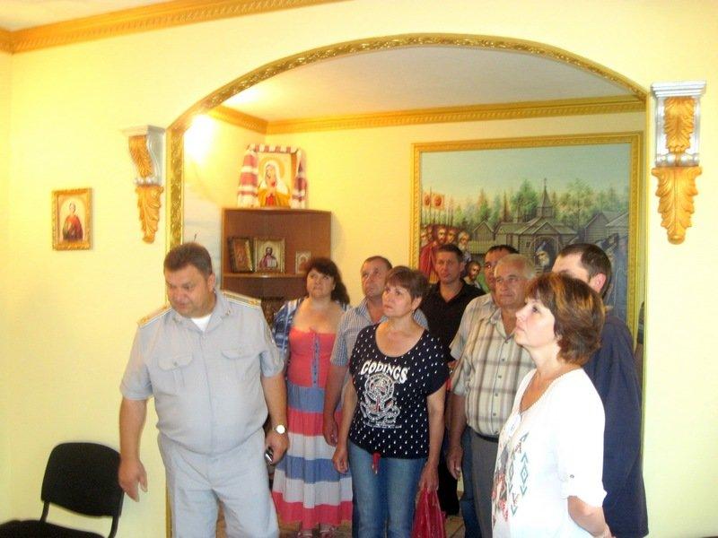 У Крюковській виправній колонії  провели «День відкритих дверей» (фото) - фото 1