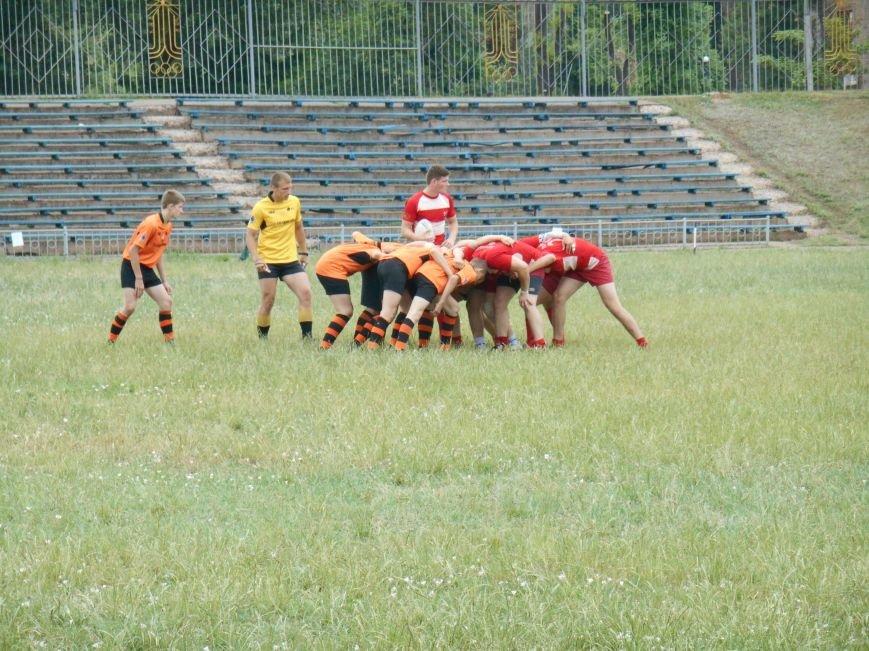 ДЮСШ Красноармейска достойно выступила на Чемпионате по регбилиг (фото) - фото 3