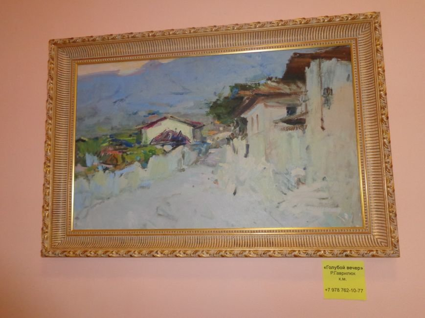 Искусство со вкусом – ялтинское кафе предлагает кофе и картины крымских художников (фото) - фото 1