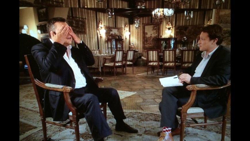 Соскучились? Впервые за полтора года Виктор Янукович дал интервью (полная версия) (фото) - фото 1