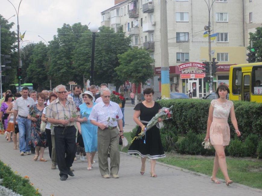 22 июня, в день начала Великой отечественной войны, в Павлограде почтили память жертв и защитников, фото-1