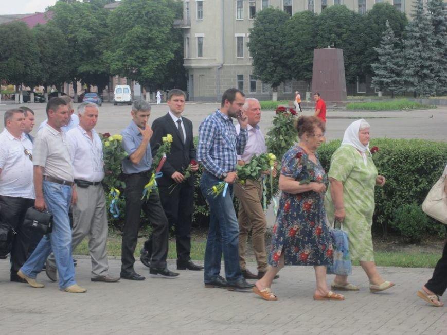 22 июня, в день начала Великой отечественной войны, в Павлограде почтили память жертв и защитников, фото-2