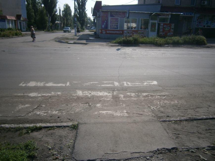 Жители Димитрова в поисках «зебры» (фото) - фото 3