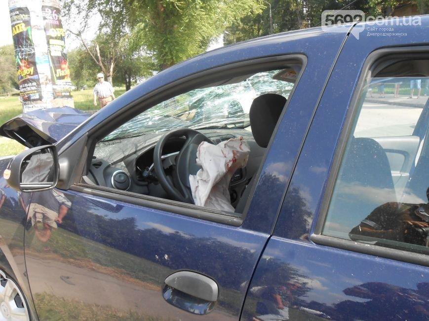 В Днепродзержинске на перекрестке Республиканской и Аношкина произошло ДТП (фото) - фото 6