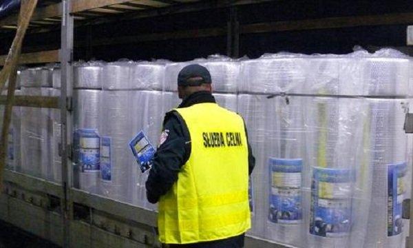 В Кузнице нашли крупнейшую партию сигарет за последние 5 лет: общая сумма контрабанды составила 1,3 млн долларов (фото) - фото 1