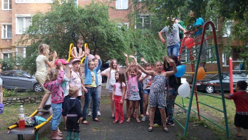 Новости с лабинских молодежных дворовых площадок (фото) - фото 1