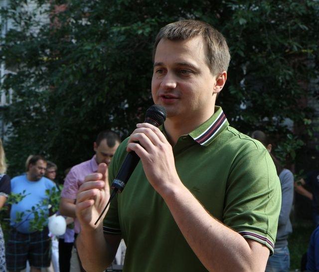 В Чернигове, по инициативе Сергея Березенко, открыли новый детский городок, фото-1
