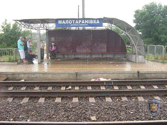 Сотрудники линейного отдела на станции Славянск раскрыли убийство на Донецкой железной дороге (фото) - фото 1