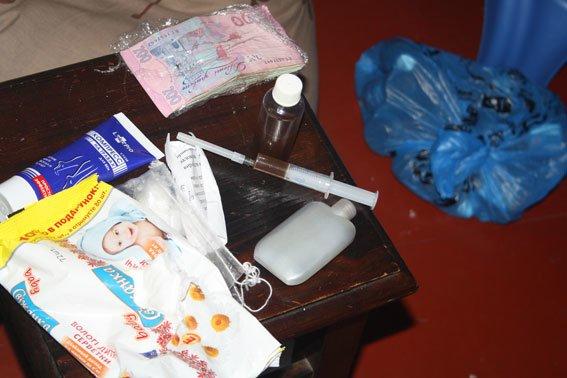 63-летняя кременчужанка торговала опием и «малясом» (ФОТО) (фото) - фото 1