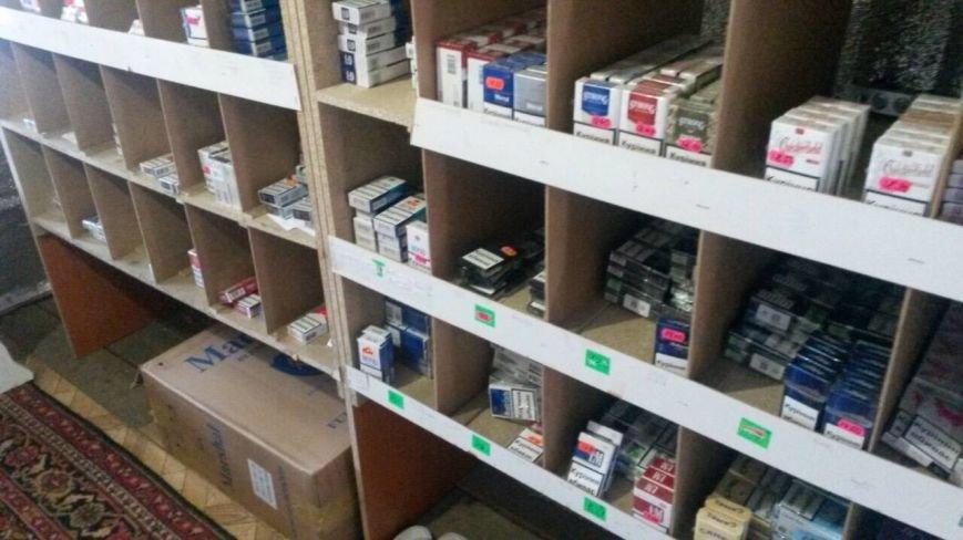 В Краматорске изъяли партию сигарет на сумму 300 тысяч гривен (ФОТО), фото-3