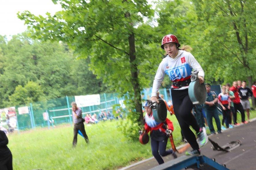 Команда юношей из Новой Москвы - стала первой по «Боевому развёртыванию» на Чемпионате города Москвы по пожарно-прикладному спорту, фото-2