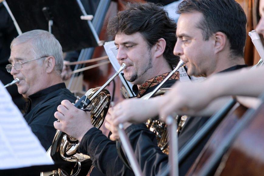Фоторепортаж: В центре Одессы разливались звуки симфонического оркестра (ФОТО) (фото) - фото 3