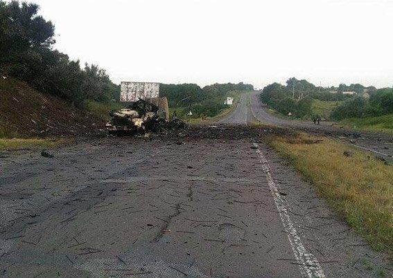В Полтаве взорвался военный грузовик с боеприпасами (ФОТО, ВИДЕО) (фото) - фото 3