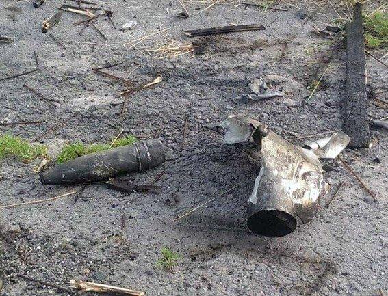 В Полтаве взорвался военный грузовик с боеприпасами (ФОТО, ВИДЕО) (фото) - фото 2