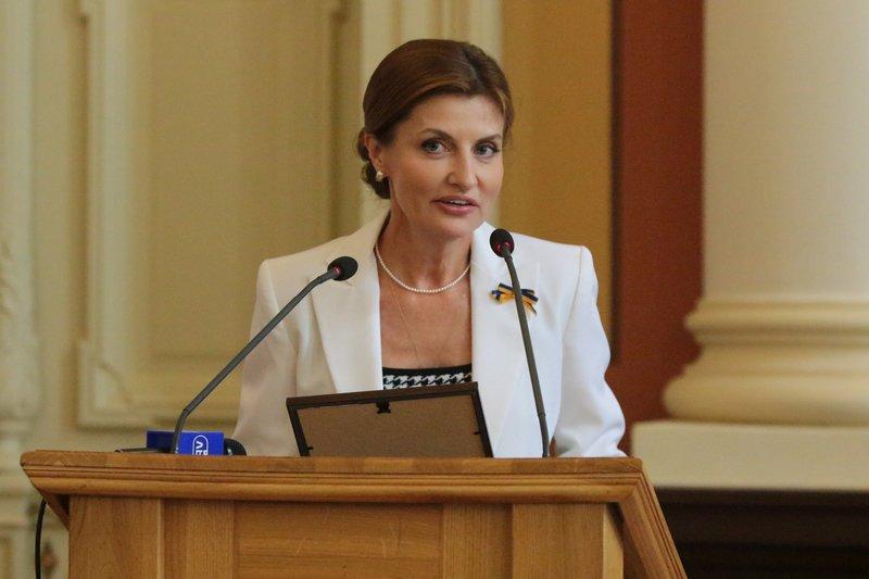 Перша леді України здійснила візит до Львова (ФОТО), фото-3