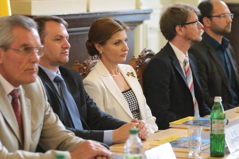 Перша леді України здійснила візит до Львова (ФОТО), фото-4