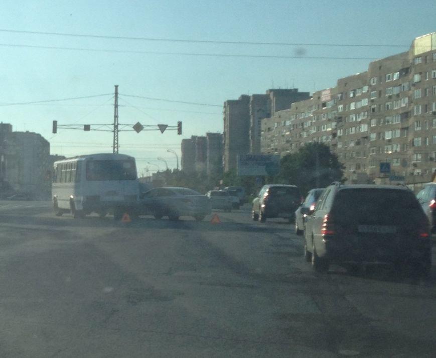 Вал ДТП в Ульяновске продолжается. 23 июня – две аварии в городе. Фото (фото) - фото 3