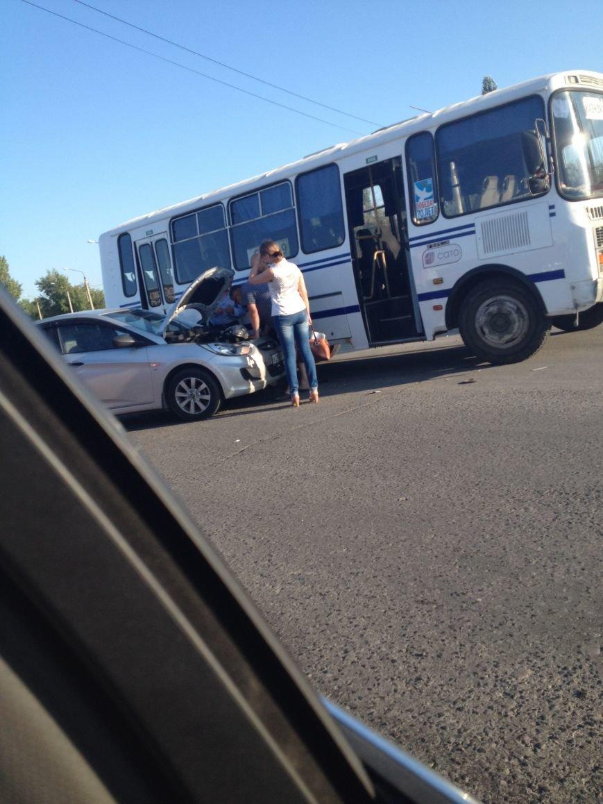Вал ДТП в Ульяновске продолжается. 23 июня – две аварии в городе. Фото (фото) - фото 6