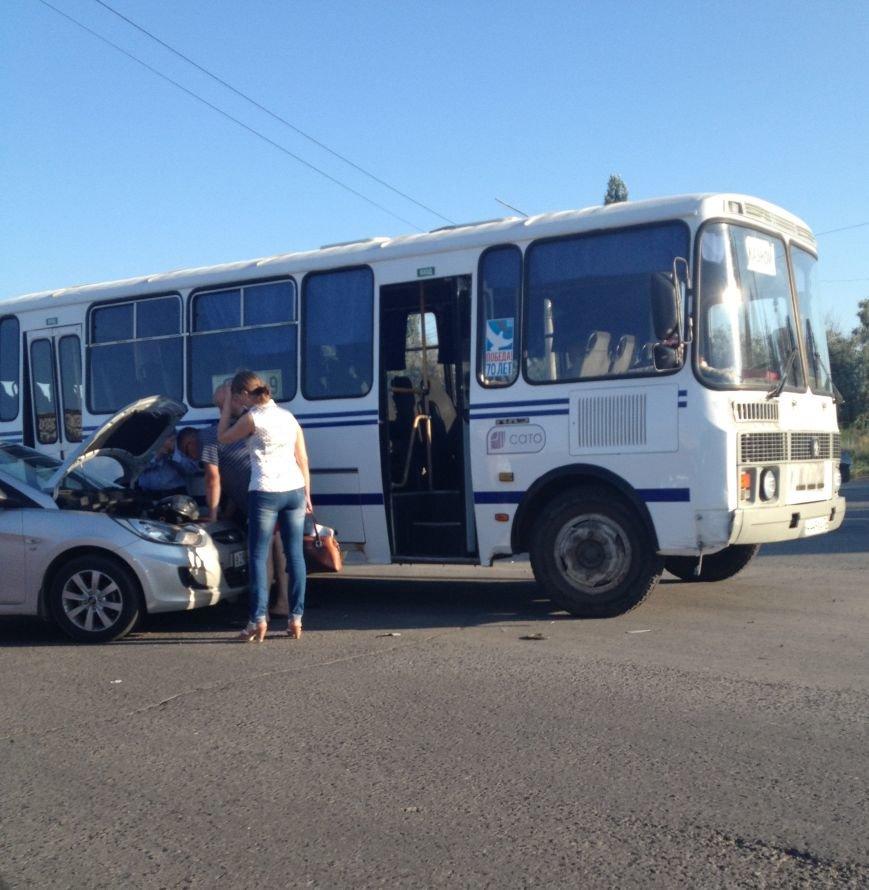 Вал ДТП в Ульяновске продолжается. 23 июня – две аварии в городе. Фото (фото) - фото 5