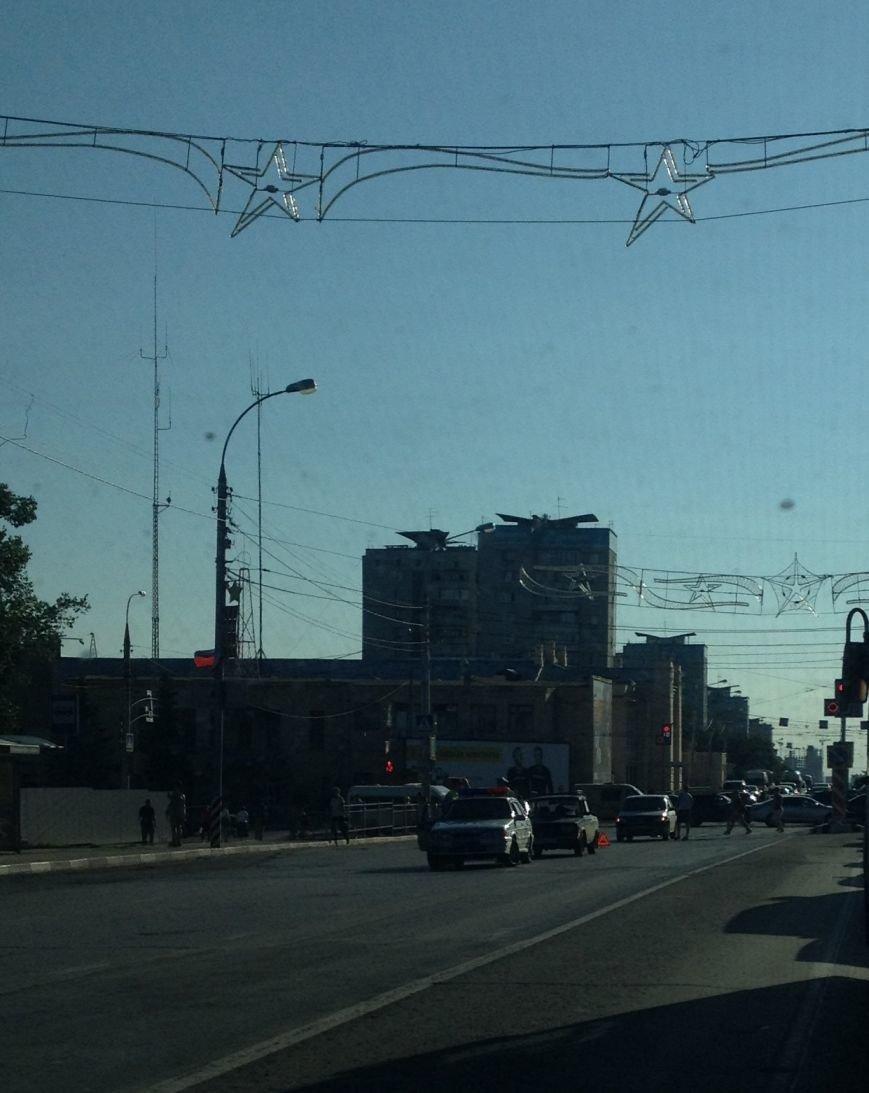 Вал ДТП в Ульяновске продолжается. 23 июня – две аварии в городе. Фото (фото) - фото 4