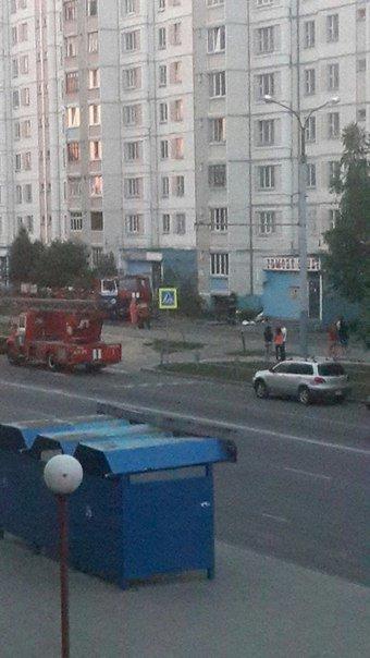 В Гомеле произошло возгорание мастерской для ремонта обуви (фото) - фото 1