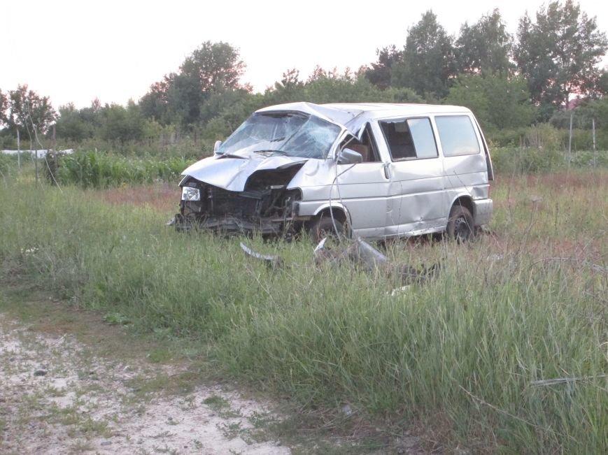 Смерть от столба: В районе Гомеля в ДТП погиб мужчина, фото-1