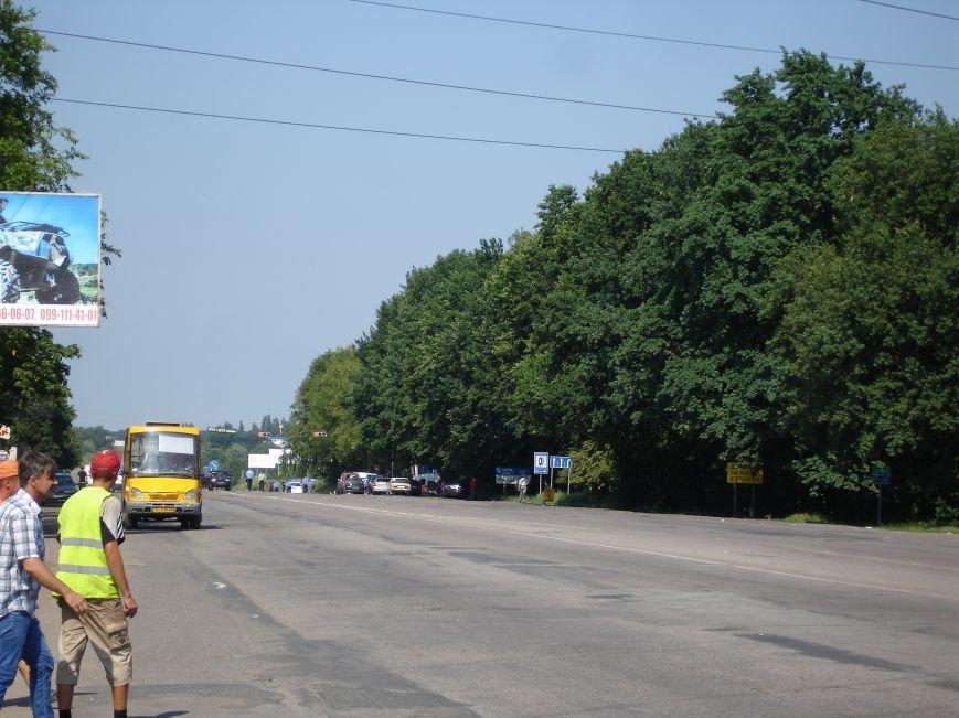 В Полтаві й досі перекрита ділянка траси Київ-Харків. Фото (фото) - фото 12