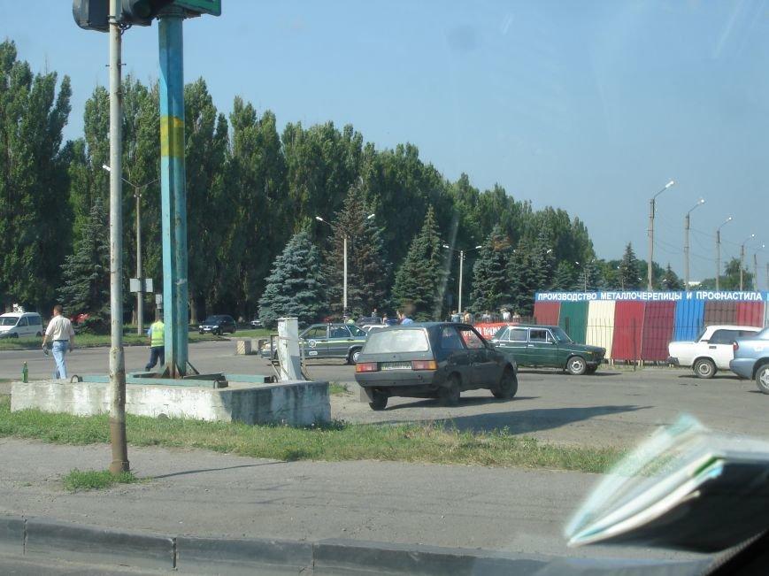 В Полтаві й досі перекрита ділянка траси Київ-Харків. Фото (фото) - фото 8