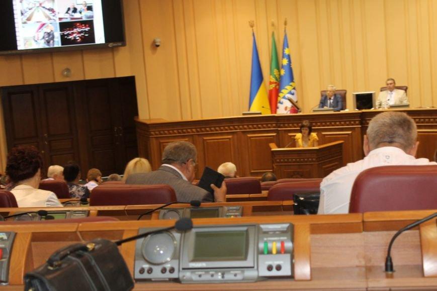 Два часа депутаты  горсовета рассказывали друг другу о проблемах криворожан (ФОТО) (фото) - фото 2