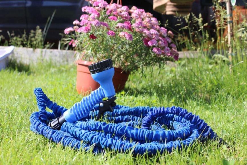 Цветы и грядки в порядке - поливочный Шланг Xhose со скидкой 35% (фото) - фото 4