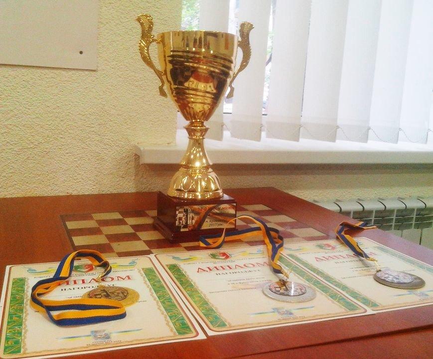 Кубок города по шахматам-38