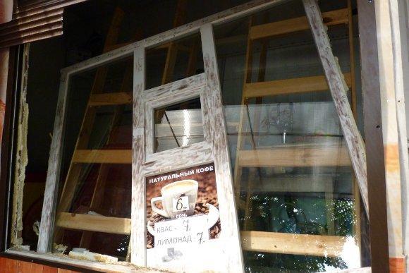Ночью в Александрии обокрали булочную (фото) - фото 1