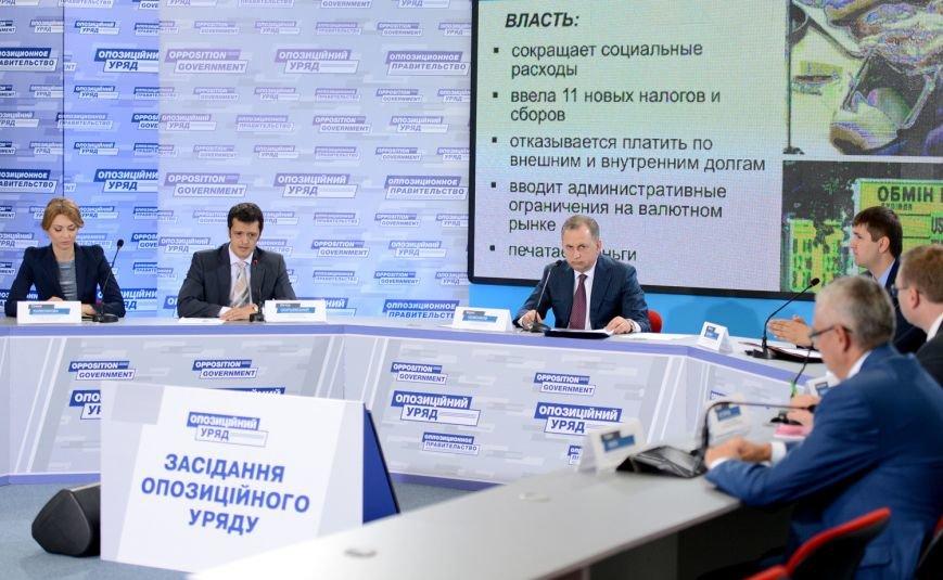 Оппозиционное правительство: сегодня сложной найти в мире землю, которая будет стоить дешевле, чем в Украине, фото-3