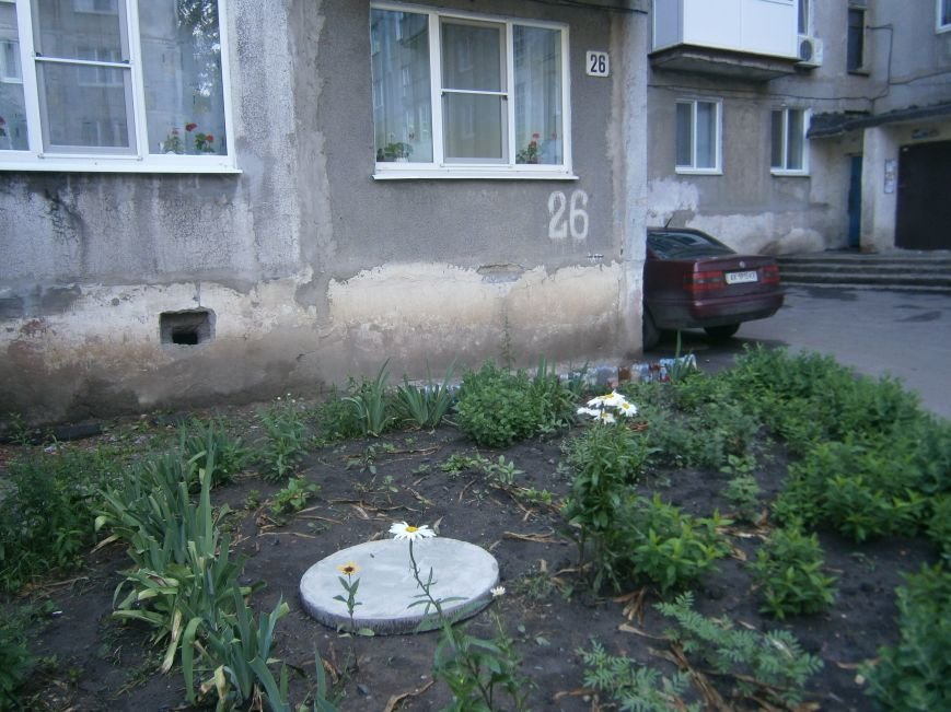 Жители Димитрова приятно удивлены оперативностью горводоканала, но... (фото) - фото 2
