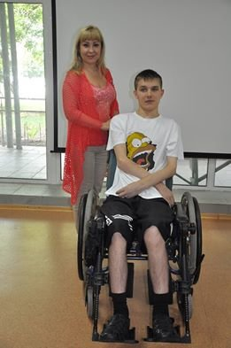 Инвалидов в Краматорске учили самозанятости, фото-2