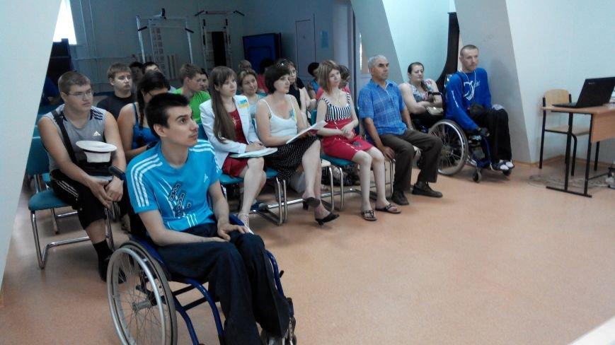 Инвалидов в Краматорске учили самозанятости (фото) - фото 3
