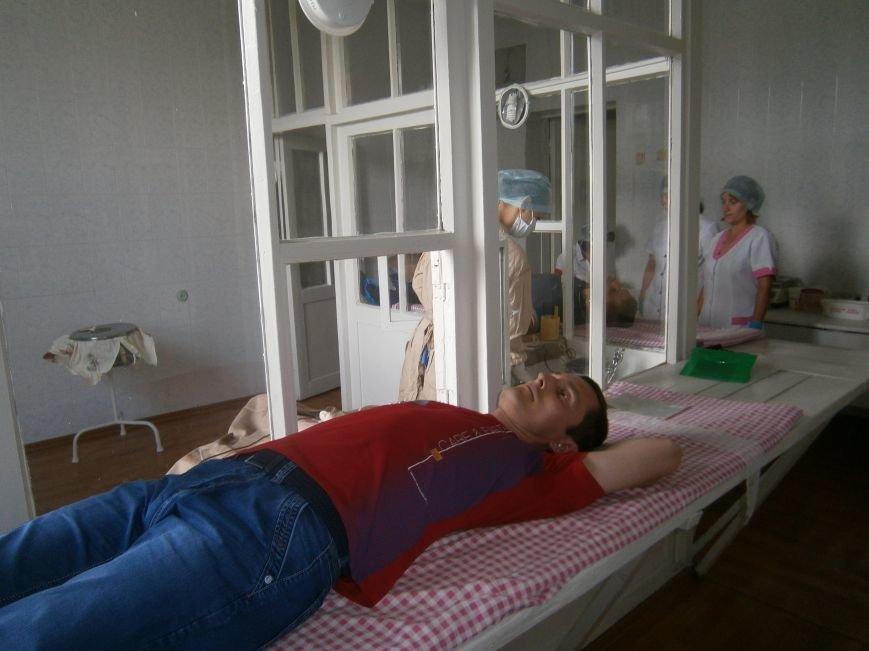 Быть донором – почетно: в Димитрове насчитывается более 650 доноров крови (ФОТО) (фото) - фото 7