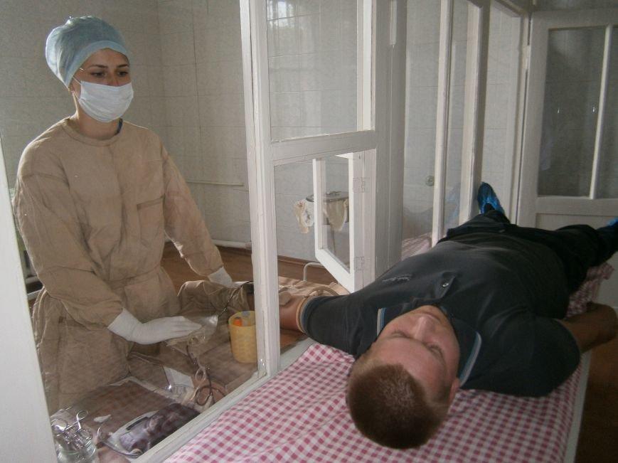 Быть донором – почетно: в Димитрове насчитывается более 650 доноров крови (ФОТО) (фото) - фото 4