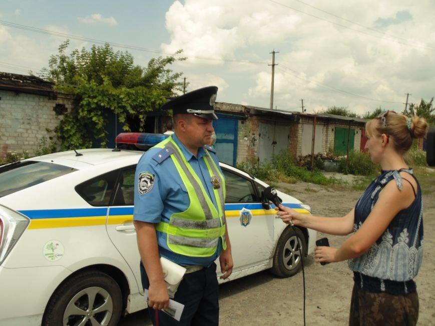 В течение суток правоохранители нашли похищенный в Павлограде автомобиль (фото) - фото 1