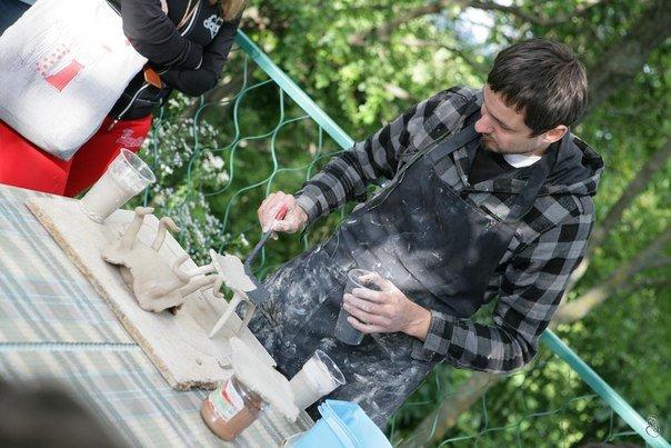 Відомий художник-кераміст з Конотопа дасть майстер-клас на фестивалі гончарства у Опішні, фото-3