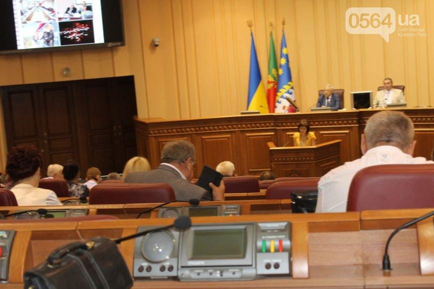 В Кривом Роге: депутаты рассказывали о проблемах горожан, на переименование улиц хотят потратить 300 миллионов (фото) - фото 2