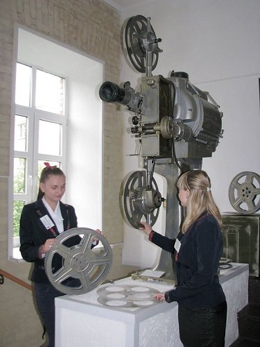 Фоторепортаж: в Гродно создали уникальный колледж-музей (фото) - фото 13