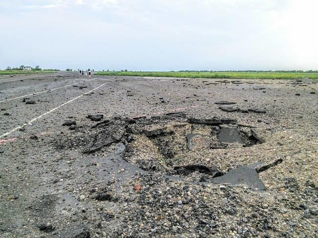 Что осталось от аэропорта в Луганске (ФОТО) (фото) - фото 5