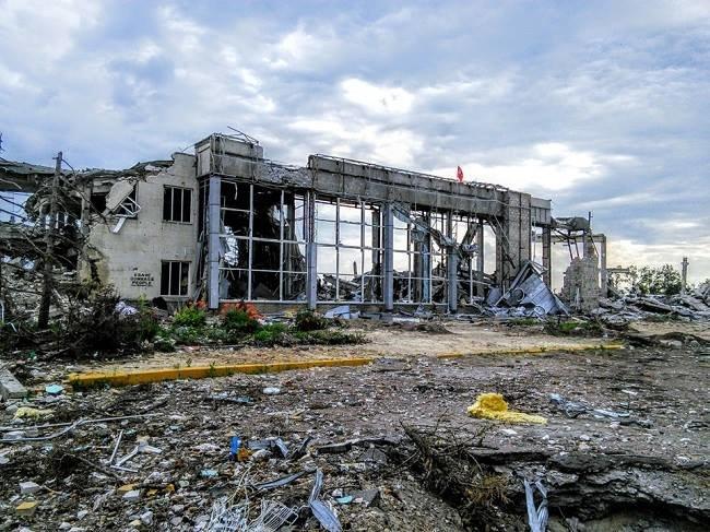 Что осталось от аэропорта в Луганске (ФОТО) (фото) - фото 6