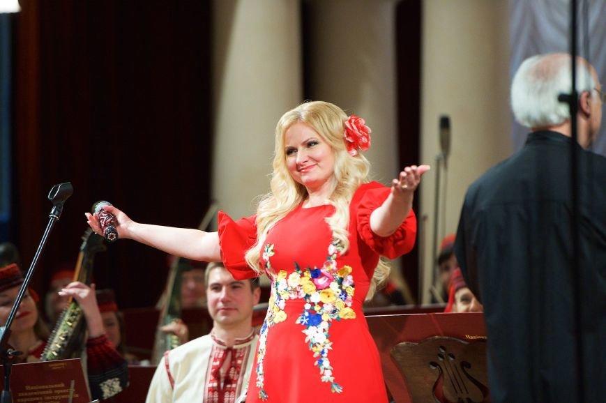 В Киеве концерт Наталии Шелепницкой «Музыка объединяет нас» прошел на «ура!» (фото) - фото 1