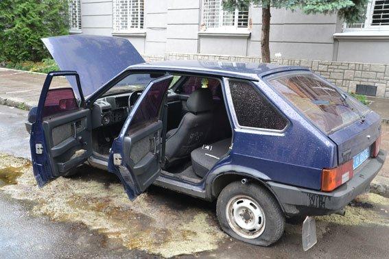 Опубліковані нові фото з місця вибуху у Львові (ФОТО) (фото) - фото 1