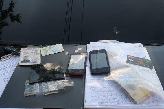В Кременчуге задержан торговец амфетамином (ФОТО) (фото) - фото 1