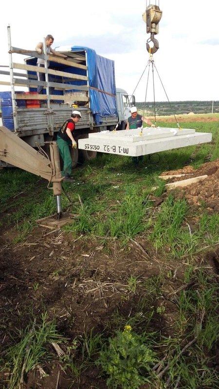 Днепропетровщина завершила строительство фортификационных сооружений в зоне АТО (фото) - фото 3