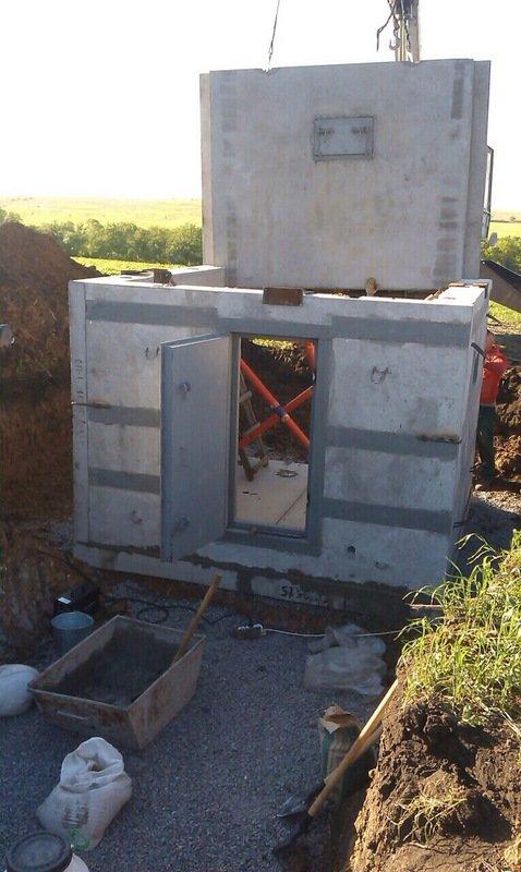 Днепропетровщина завершила строительство фортификационных сооружений в зоне АТО (фото) - фото 6